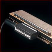 BARCUS-BERRY Harmonica Electret Mic w/ Preamp