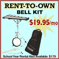 Student Rent-to-Own Bell Kit