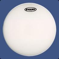 "EVANS G1 Coated 8"" Batter Drumhead"