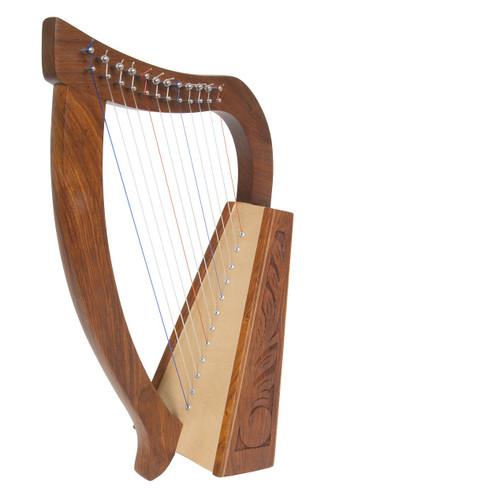 WORLD 12 String Baby Harp TM
