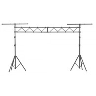 On Stage Lighting Stand with Truss