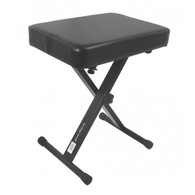 ON STAGE STANDS KT7800 Three-Position X-Style Keyboard Bench