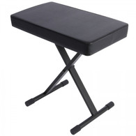 ON STAGE STANDS KT7800+ Deluxe X-Style Keyboard Bench