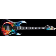 Michael Angelo Batio DEAN Signature MAB1 Speed of Light Electric Guitar with Hardshell Case