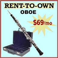 Student Rent-to-Own Oboe Outfit