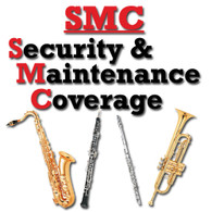 Security & Maintenance Coverage for School Band Season