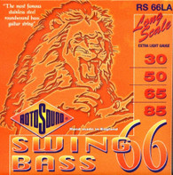 ROTOSOUND RS 66LA Extra Light Steel Roundwound Bass Strings