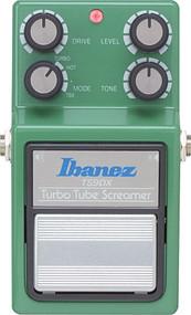 Ibanez TS9DX Turbo Tube Screamer Effects Pedal