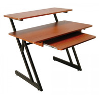 On-Stage Stands WS7500 Wooden Workstation
