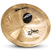 """Zildjian 9.5"""" Large Zil-Bel Percussion Bell"""
