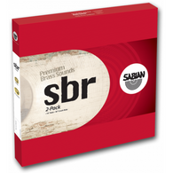 Sabian SBR 2-PACK Cymbals