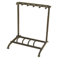 On Stage 5-Space Foldable Multi Guitar Rack