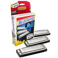 Hohner Bluesband Value Pack (3Pieces) G,A,C,
