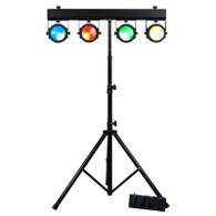 American DJ Dotz TPar System PAR LED System