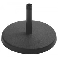 On Stage DS7100B Basic Fixed-Height Desktop Stand, Black