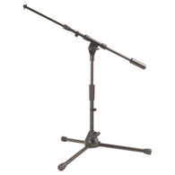 On Stage MS9411TB+ Pro Heavy-Duty Kick Drum Microphone Stand