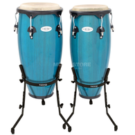 Toca 2300BB Synergy Series Wood Conga Set with Stand