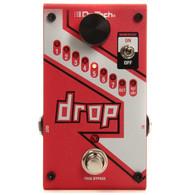 Digitech DROP Compact Polyphonic Drop Tune Pitch-Shift