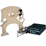Barcus Berry Clamp-On Bridge Cello Piezo Transducer with Preamp