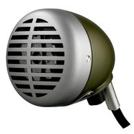 "Shure Harmonica Microphone 520DC ""Green Bullet"""