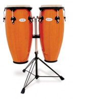 """Toca 2300AMB Synergy 10"""" & 11"""" Congas with Stand"""