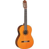 Yamaha CGX102 Full Size Acoustic Guitar, Natural