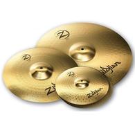 Zildjian PLZ4PK Planet Z Cymbal Pack