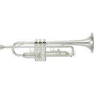 Yamaha YTR-2330S Silver Standard Bb Trumpet w/ Case