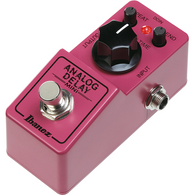 Ibanez AD Mini Analog Delay Guitar Effects Pedal