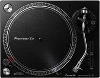 Pioneer PLX-500 Share High-torque, Direct Drive Turntable, Black