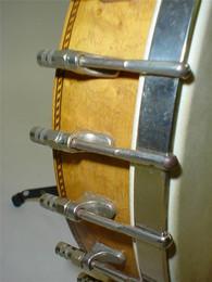 Lange Langstile II 4-String Open Back Tenor Banjo - Previously Owned