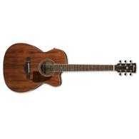 Ibanez Artwood Series AC340CE Acoustic Electric Guitar w/ Cutaway, Open Pore Natural Finish