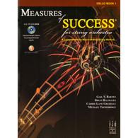 Measures of Success Cello Book 1