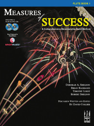 Measures Of Success Flute Book 1