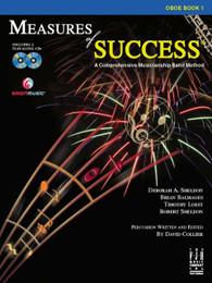 Measures Of Success Oboe Book 1