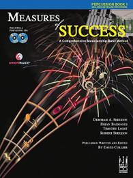 Measures Of Success Percussion Book 1