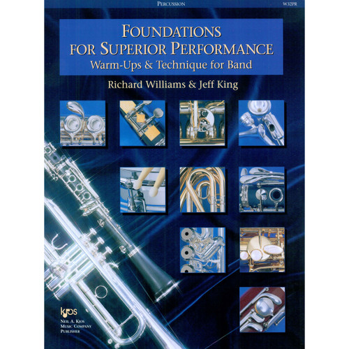 Foundations For Superior Performance, Percussion