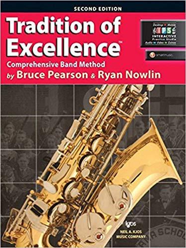 Tradition of Excellence Book 1 - E? Alto Saxophone