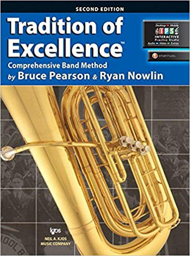 Tradition of Excellence Book 2 - BB? Tuba