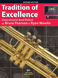 Tradition of Excellence Book 1 - B? Trumpet/Cornet