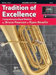 Tradition of Excellence Book 1 - BB? Tuba