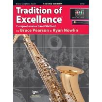 Standard of Excellence ENHANCED Book 1 - E? Alto Saxophone