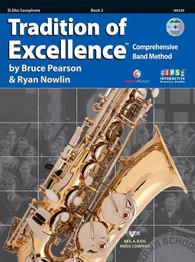 Standard of Excellence ENHANCED Book 2 - E? Alto Saxophone