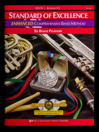 Standard of Excellence ENHANCED Book 1 - Baritone BC