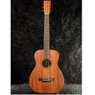 CF Martin LXK2L Little Martin Left-Handed Acoustic Guitar w/ padded gig bag