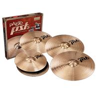 PAISTE PST 5 068US16 4 Piece Universal Cymbal Set