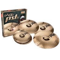 Paiste PST 8 Reflector Universal Cymbal Set 14/18/20 + Bonus 16 Cymbal