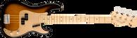 Fender American Original '50s Precision Bass, 2-Color Sunburst, w/ Maple Fretboard and Fender Vintage Tweed Hardshell Case