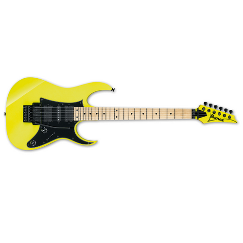 Ibanez RG550RF RG Genesis Series Electric Guitar, Desert Yellow Finish