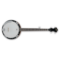 Ibanez B-50 5 String Banjo Natural Closed Back